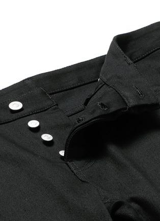 Balenciaga-Slim fit biker jeans