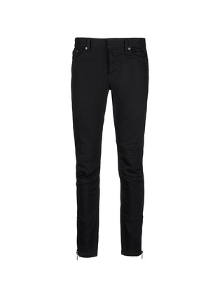 Main View - Click To Enlarge - Balenciaga - Slim fit biker jeans