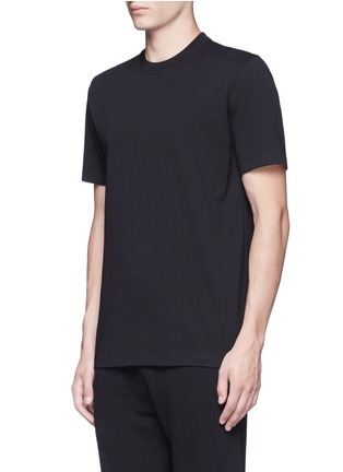 Front View - Click To Enlarge - Balenciaga - Logo print T-shirt