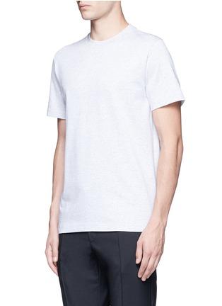 Front View - Click To Enlarge - Balenciaga - Logo print T-shirt
