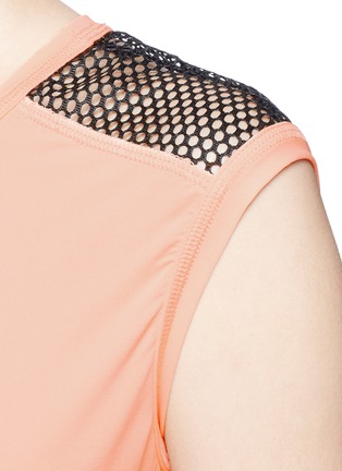 Detail View - Click To Enlarge - Alala - Mesh back top