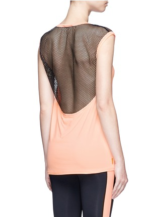Back View - Click To Enlarge - Alala - Mesh back top
