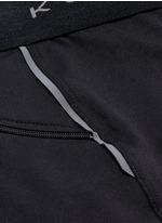 'Emblem' logo waistband performance shorts