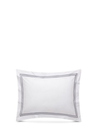 Main View - Click To Enlarge - Frette - Triplo Bourdon standard sham
