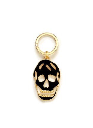 Main View - Click To Enlarge - Alexander McQueen - Cutout skull keyring