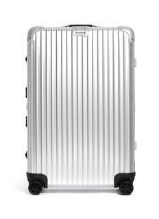 RIMOWATopas Stealth Special Multiwheel® (Two-Tone: Black & Silver, 84-litre)