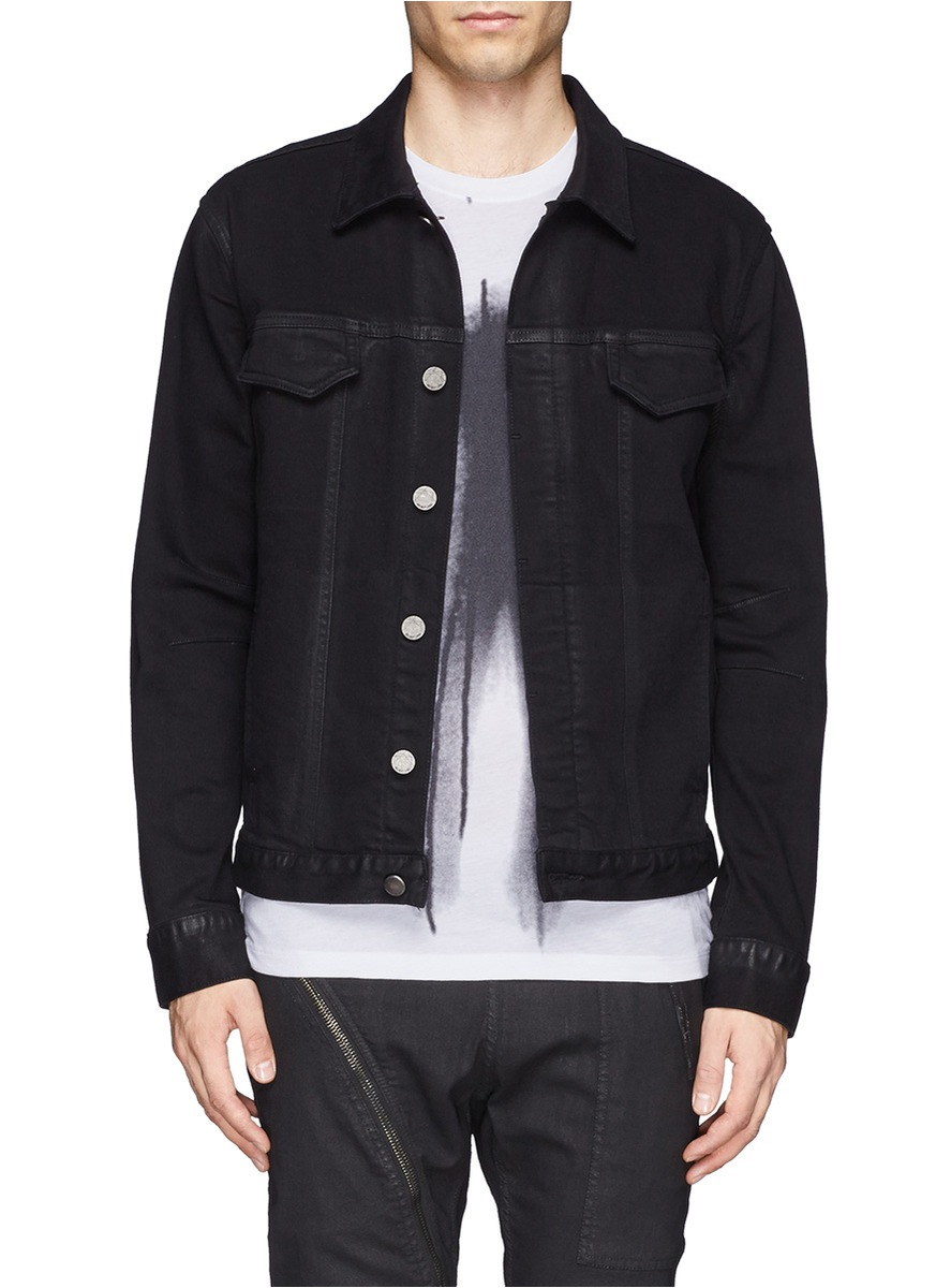 c0c55030be94e Helmut Lang Trace Denim Jacket (but a Levis one will suffice after I cut  the tag off)