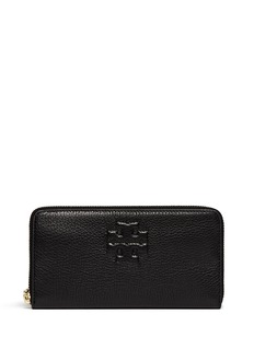 TORY BURCH 'Thea' zip continental wallet