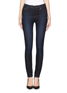 J. CREWLookout high-rise jean in kirk wash