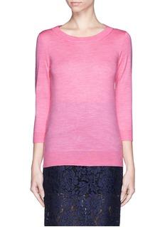 J. CREW'Tippi' merino wool sweater