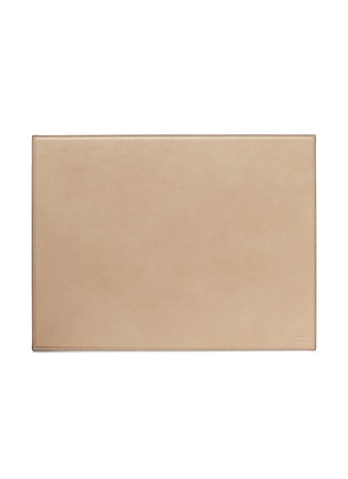 Main View - Click To Enlarge - Pinetti - Liverpool leather desk pad