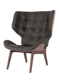 NORR11 Mammoth leather chair
