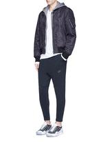 'Tech Fleece' cropped drawstring sweatpants