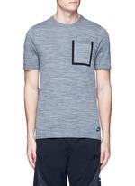 'Tech Knit' pocket T-shirt