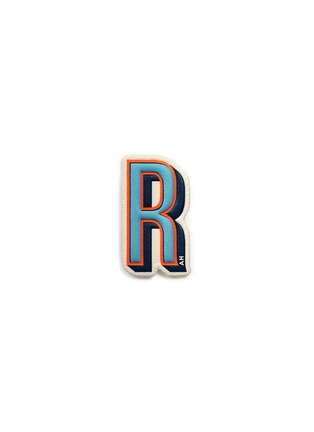 Main View - Click To Enlarge - Anya Hindmarch - x Chaos Fashion 'R' alphabet leather sticker