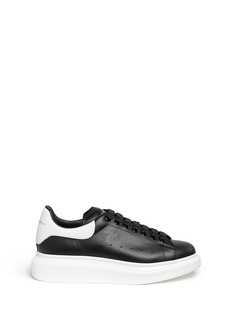Alexander McQueen 'Larry' leather sneakers