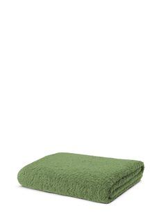 AbyssSuper Pile bath towel - Forest