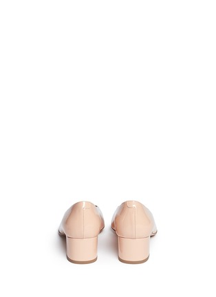 Back View - Click To Enlarge - Mansur Gavriel - Patent leather pumps