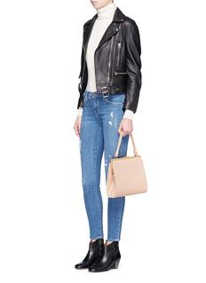 Mansur Gavriel'Elegant' calfskin leather bag
