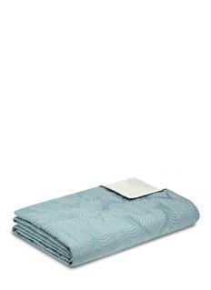 FretteLuxury Palmette king size light quilt