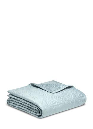 Frette-Palmette king size light quilt
