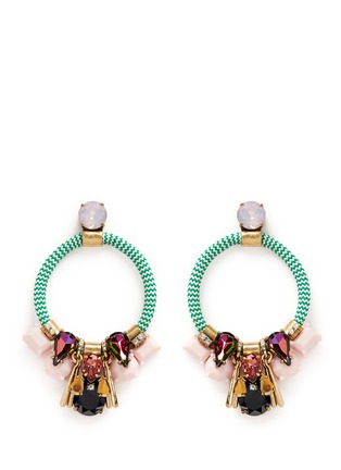 Main View - Click To Enlarge - J.CREW - 'Dragonfly' earrings