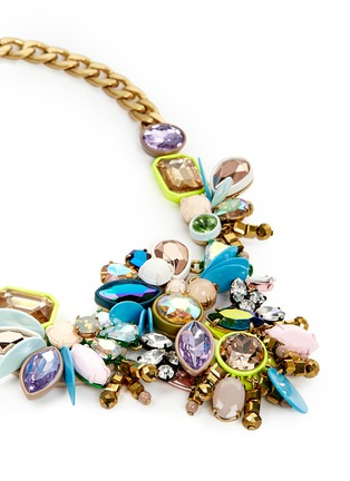 Detail View - Click To Enlarge - J.CREW - Crystal statement necklace