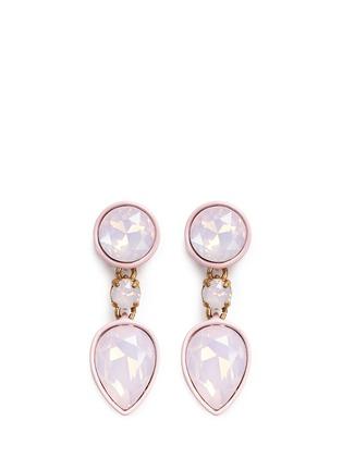 Main View - Click To Enlarge - J.CREW - Brûlée crystal earrings