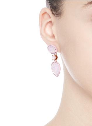 Figure View - Click To Enlarge - J.CREW - Brûlée crystal earrings
