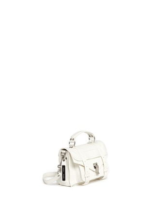 Proenza Schouler - 'PS1' tiny leather satchel