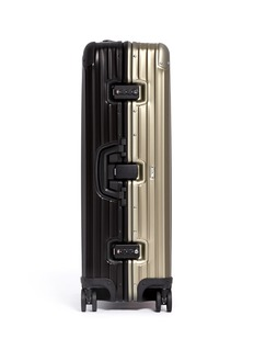 RIMOWATopas Stealth Special Multiwheel® (Two-Tone:Black & Titanium, 84-litre)