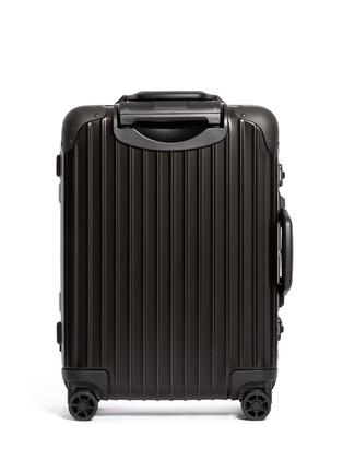 背面 –点击放大 - RIMOWA - Topas Stealth Multiwheel® IATA拼色登机箱(32升)