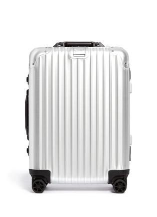 首图 –点击放大 - RIMOWA - Topas Stealth Multiwheel® IATA拼色登机箱(32升)