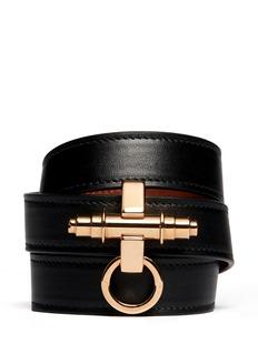 GIVENCHY'Obsedia' triple wrap bracelet