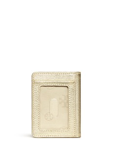 TORY BURCH 'Thea' folded pass holder