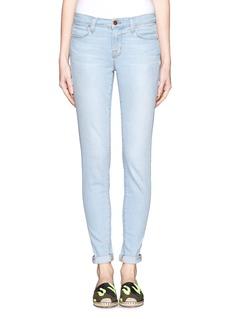 J BRANDSuper Skinny bleached jeans