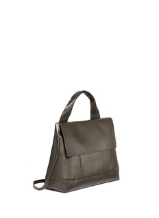 Marni'City Pod' lambskin leather bag