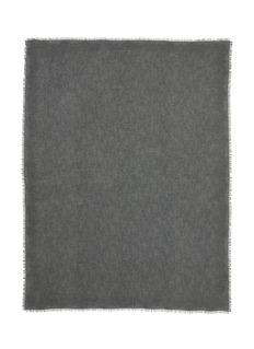 ValentinoLace print modal-cashmere scarf