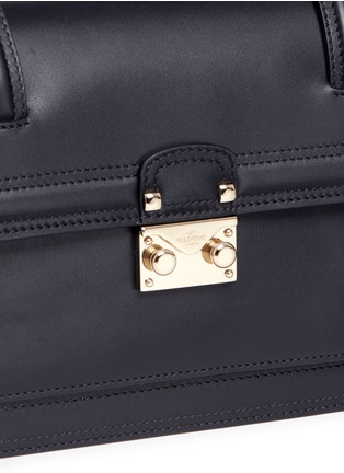 - Valentino - 'Cabana' small leather top handle satchel