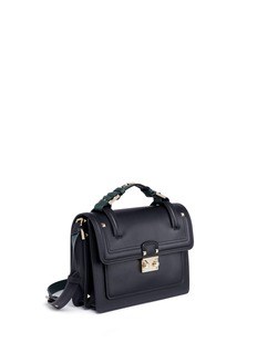 Valentino 'Cabana' small leather top handle satchel