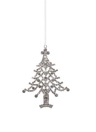 Main View - Click To Enlarge - Shishi As - Crystal Christmas tree ornament
