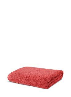 AbyssSuper Pile bath towel - Cayenne