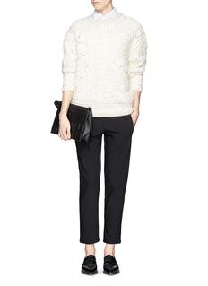 THEORY'Korene' stretch pants