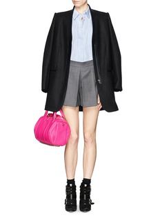 ALEXANDER WANG 'Rockie' mini leather duffle