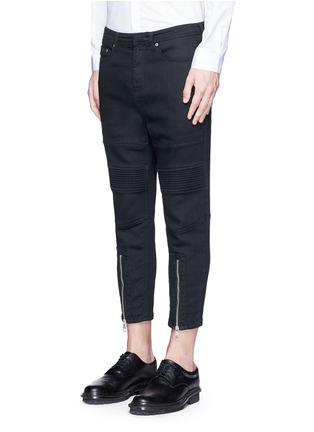 Neil Barrett - Japanese jersey denim pants