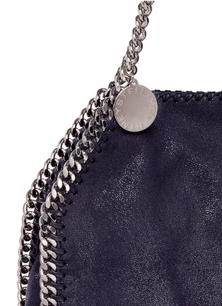 Detail View - Click To Enlarge - Stella McCartney - 'Falabella' small shaggy deer chain tote