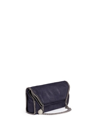 Front View - Click To Enlarge - Stella McCartney - 'Falabella' small shaggy deer chain tote