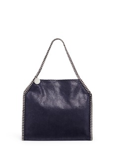 Stella McCartney 'Falabella' small shaggy deer chain tote