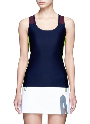 Main View - Click To Enlarge - Laain - Arrow colourblock tank top