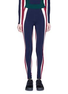 No Ka'Oi'Kihi' colourblock performance leggings